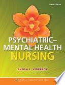 Libro de Psychiatric Mental Health Nursing