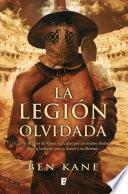 Libro de La Legión Olvidada