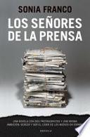 Libro de Los Señores De La Prensa