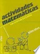 Libro de Actividades Matemáticas Con Niños De 0 A 6 Años
