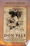 Libro de Don Vale