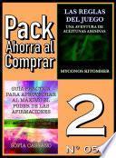 Libro de Pack Ahorra Al Comprar 2 (nº 053)