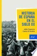 Libro de Historia De España En El Siglo Xx
