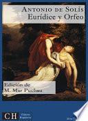 Libro de Eurídice Y Orfeo