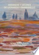 Libro de Andanzas Y Decires De Leonardo Y Barbarello