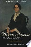 Libro de Manuela Belgrano