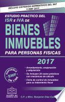 Libro de Estudio Practico Del Isr E Iva De Bienes Inmuebles 2017