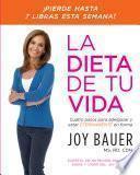 Libro de La Dieta De Tu Vida