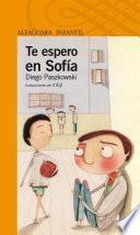 Libro de Te Espero En Sofía