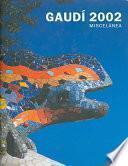 Libro de Gaudi
