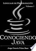 Libro de Conociendo Java