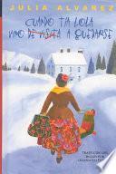 Libro de Cuando Tía Lola Vino De Visita A Quedarse