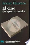 Libro de El Cine