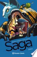 Libro de Saga