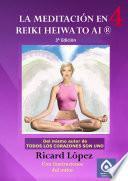 Libro de La Meditacion En Reiki Heiwa To Ai (r)
