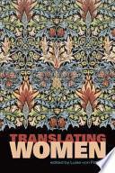 Libro de Translating Women