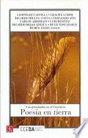Libro de Poesía En Tierra