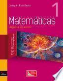 Libro de Matemáticas 1