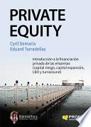 Libro de Private Equity