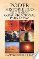 Libro de Poder Historietico De Opinion Comunicacional Para La Paz