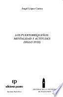 Libro de Los Puertorriqueños