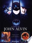 Libro de El Arte De John Alvin