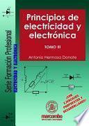 Libro de Principios De Electricidad Y Electrónica