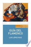 Libro de GuÍa Del Flamenco