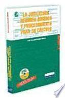 Libro de La Jubilación. Régimen Jurídico Y Procedimiento Para Su Cálculo