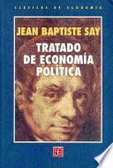 Libro de Tratado De Economía Política
