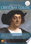 Libro de Breve Historia De Cristóbal Colón