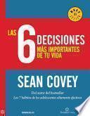 Libro de Las 6 Decisiones Más Importantes De Tu Vida