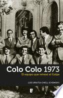 Libro de Colo Colo 1973