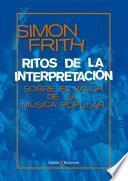 Libro de Ritos De La Interpretación