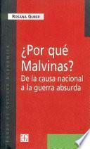 Libro de Por Qué Malvinas?