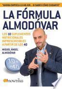 Libro de La Fórmula Almodóvar