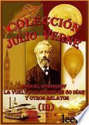 Libro de Colección Julio Verne Iii