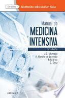 Libro de Manual De Medicina Intensiva + Acceso Web