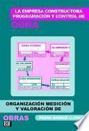 Libro de La Empresa Constructora, Programación Y Control De Obra