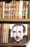 Libro de Daniel Cosío Villegas. Imprenta Y Vida Pública