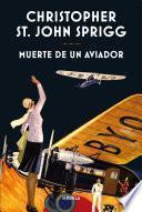 Libro de Muerte De Un Aviador