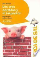 Libro de Los Tres Cerditos Y El Inspector