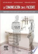 Libro de La Comunicación Con El Paciente