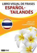 Libro de Libro Visual De Frases Español Tailandés
