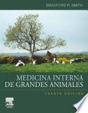 Libro de Medicina Interna De Grandes Animales