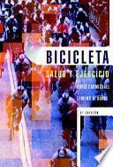Libro de Bicicleta. Salud Y Ejercicio