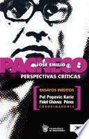 Libro de José Emilio Pacheco