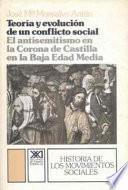 Libro de Teoría Y Evolución De Un Conflicto Social