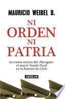 Libro de Ni Orden Ni Patria