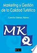 Libro de Marketing Y Gestión De La Calidad Turística